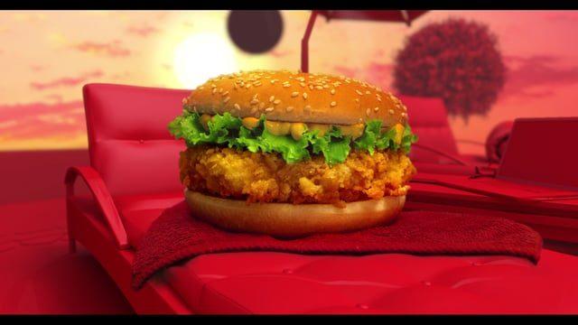 Herkes konuştu, o sustu. Şimdi konuşma sırası 11 çeşit özel baharatla üretilen Zinger Burger'de… #EnİyiOlmanınBedeli KFC