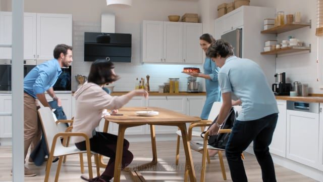 Bosch Home Connect!