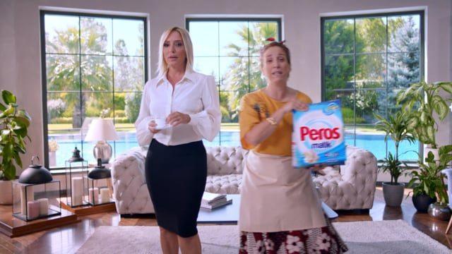 Ünlülerin değil, gönüllerin tercihi Peros!