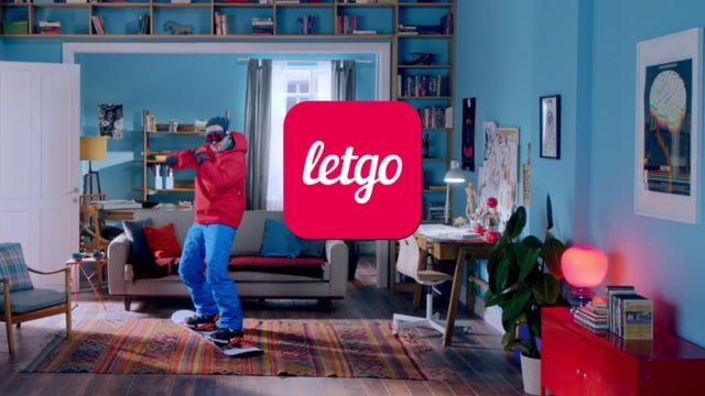 Letgo-Snowboard